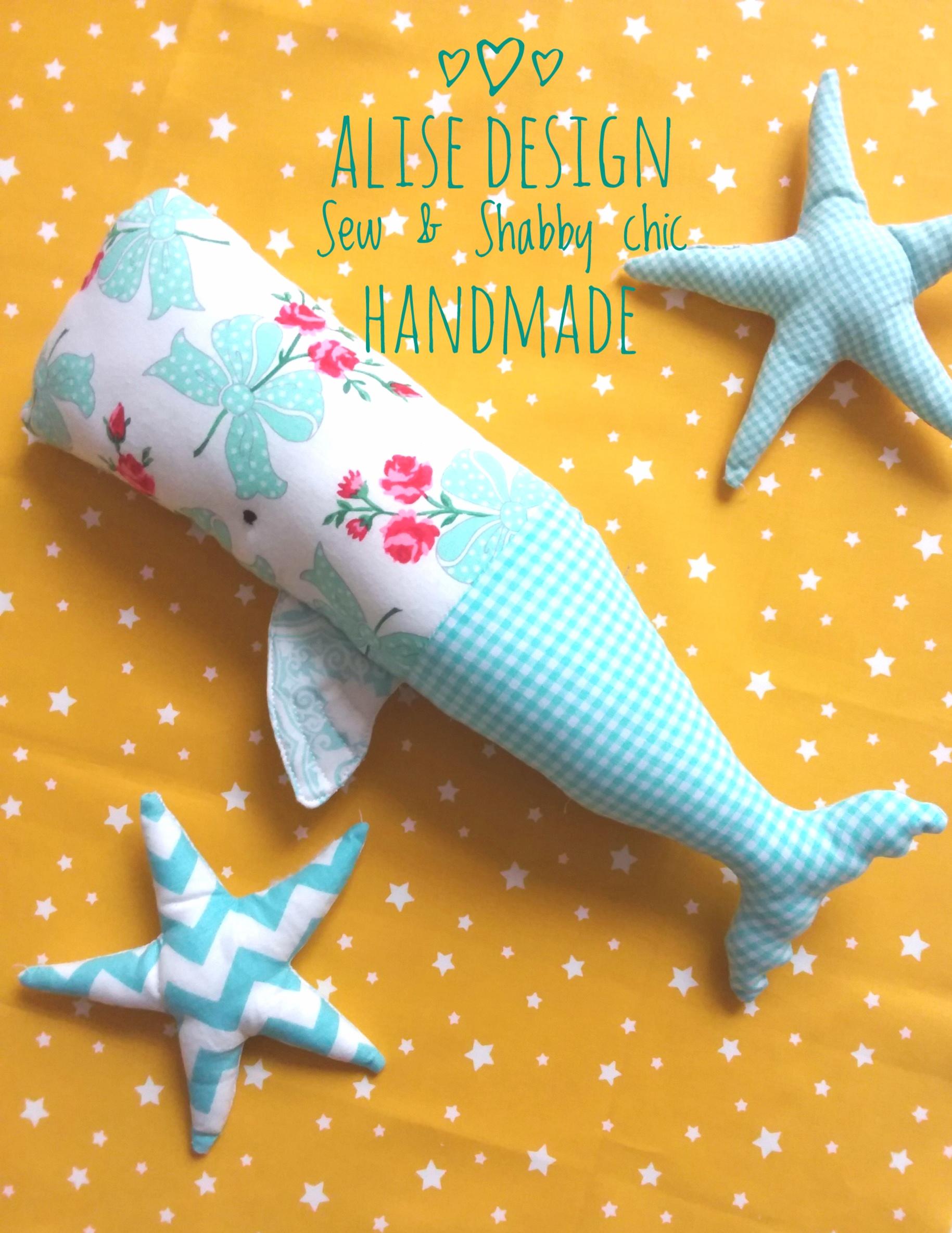 Alisa Design, sew & shabby chic