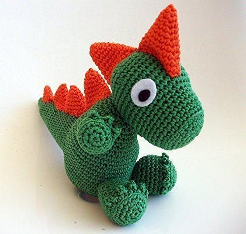 amigurumi dinosauro - Cerca con Google (con immagini) | Dinosauro ... | 476x500