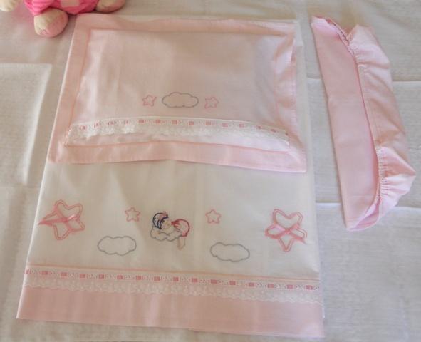 Corredino neonato completi e lenzuola culla e lettino mukako
