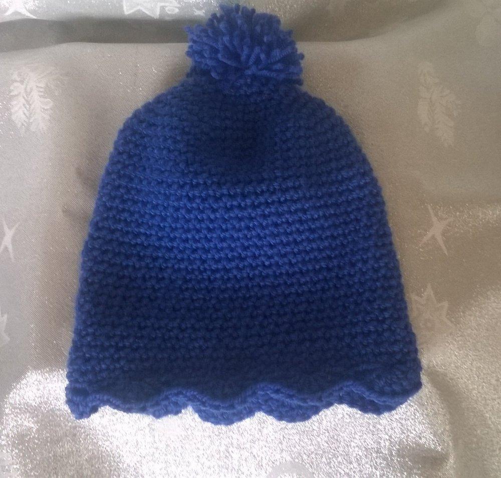 Cappellino in misto lana unisex