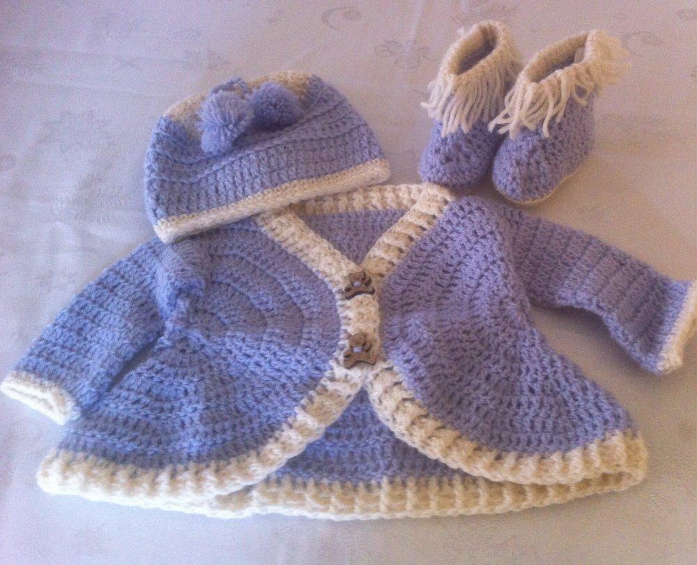 Coordinato in lana