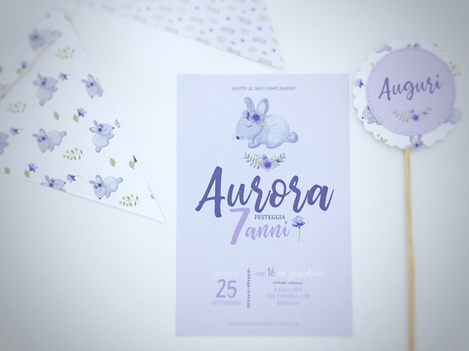 Il compleanno di Aurora