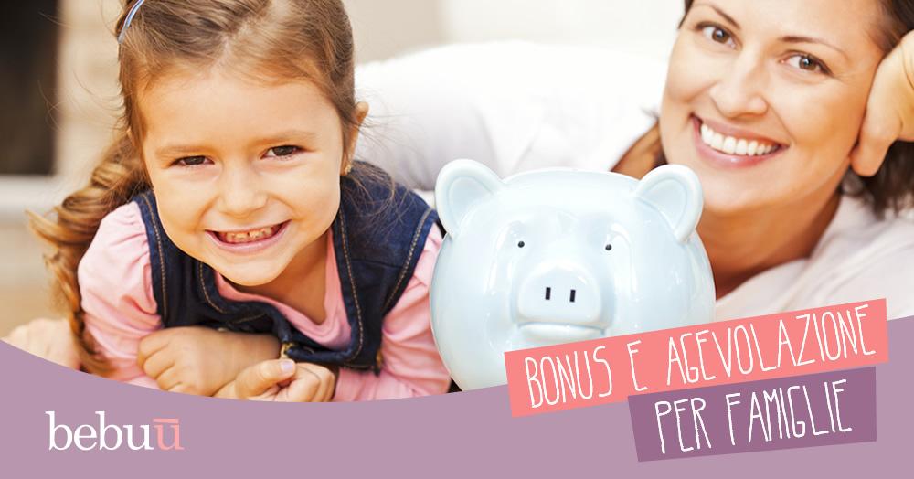 Genitori e neo genitori, conoscete tutti i bonus e le agevolazioni previste per voi?