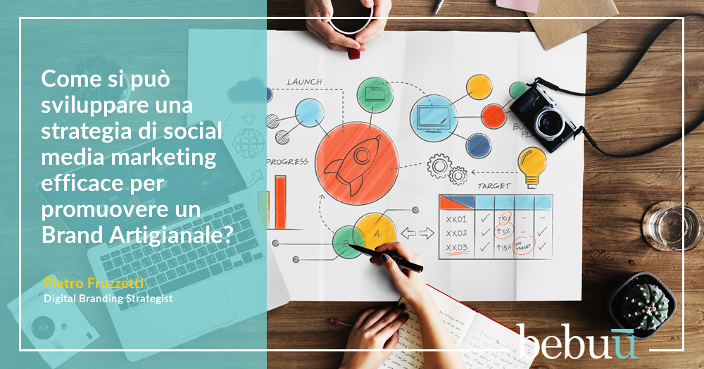 Come si può sviluppare una strategia di social media marketing efficace per promuovere un Brand Artigianale?
