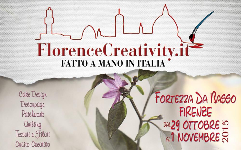 Florence Creativity: la città d'arte accoglie la creatività