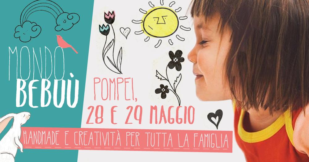 In arrivo a Pompei: Mondo Bebuù