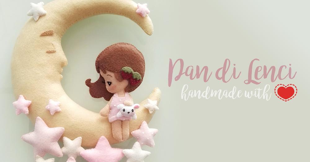 Bebuù settete e i teneri fiocchi nascita di Pan Di Lenci