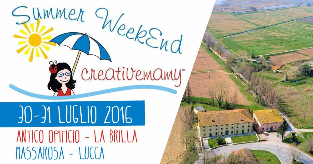 Un Summer Weekend con le Creativemamy