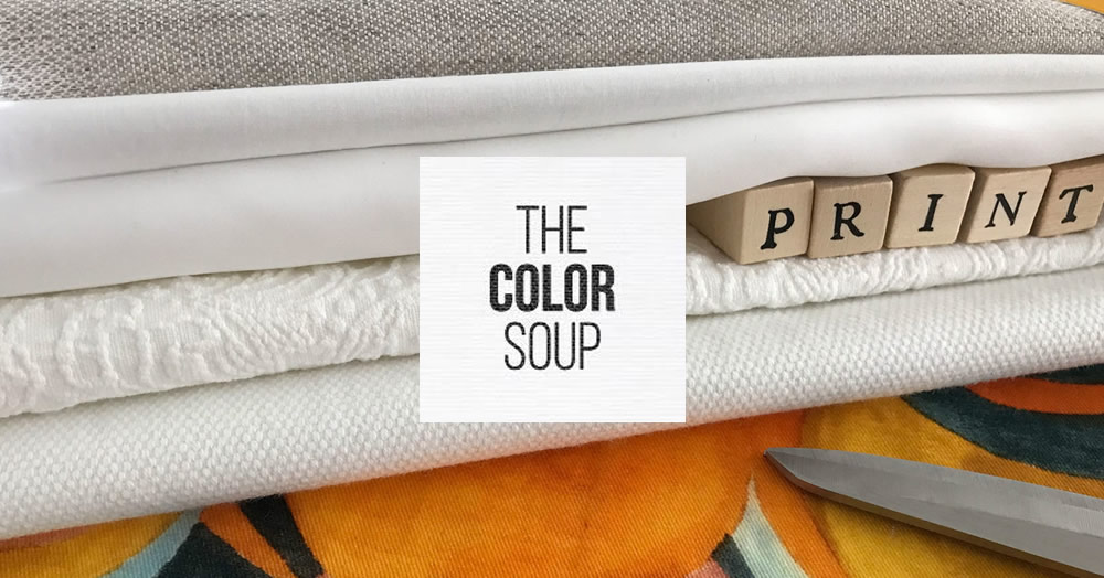 The Color Soup: un brand al femminile per i tuoi tessuti