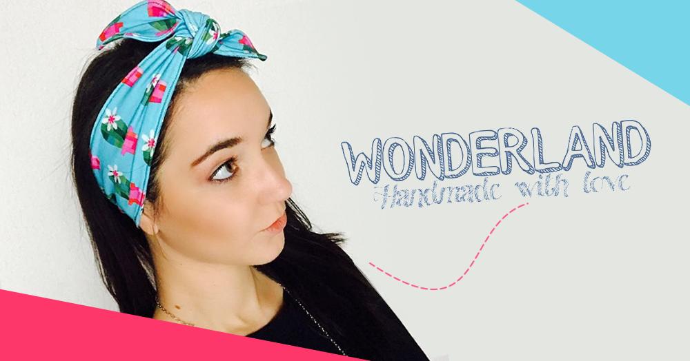 Bebuù settete: Francesca in Wonderland