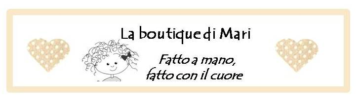 La boutique di Mari