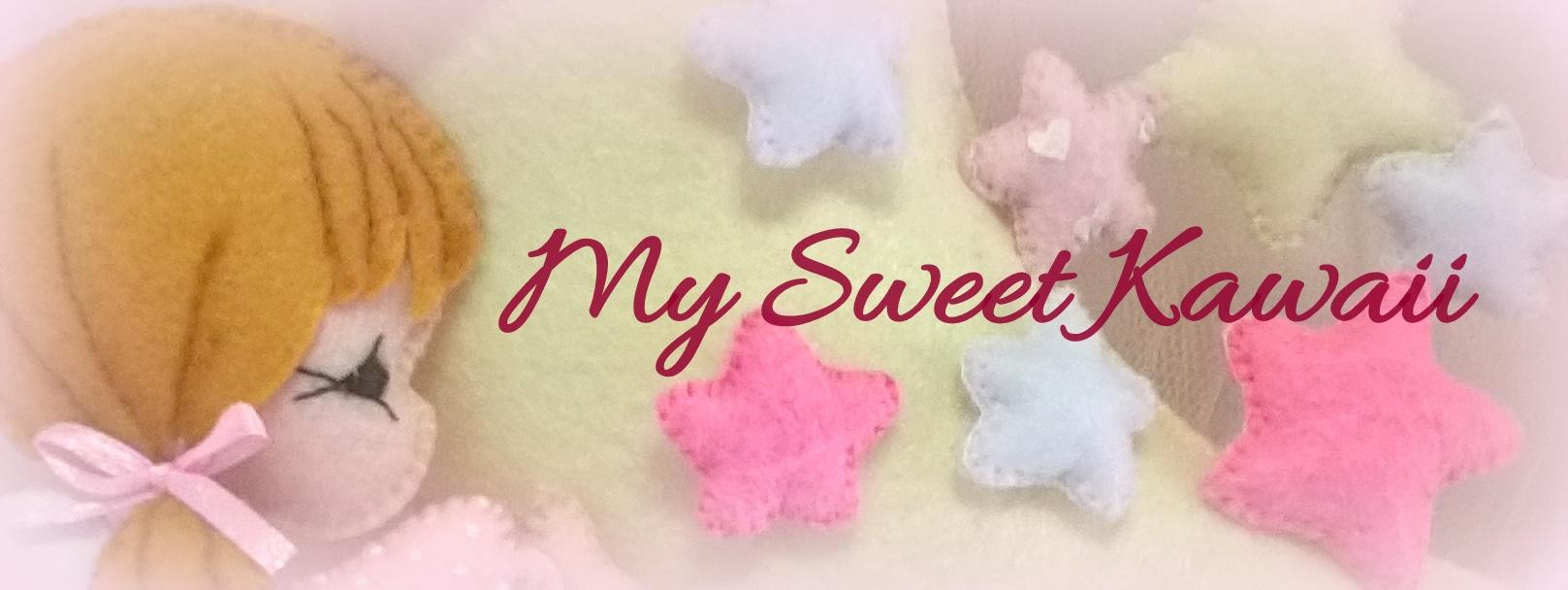 My Sweet Kawaii feltro