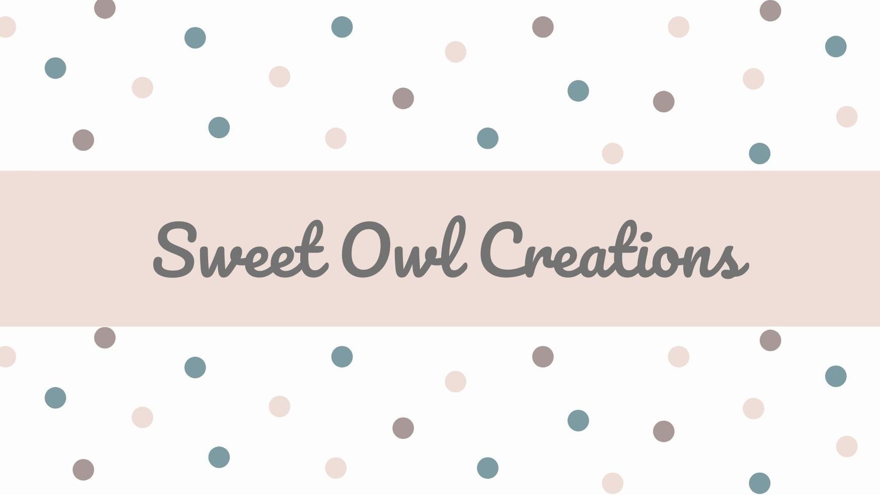 Sweet Owl Creations