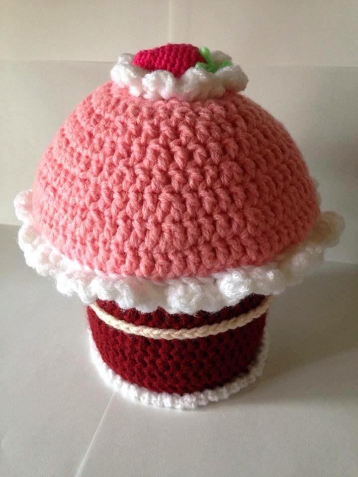 Cofanetto cup cake portatutto