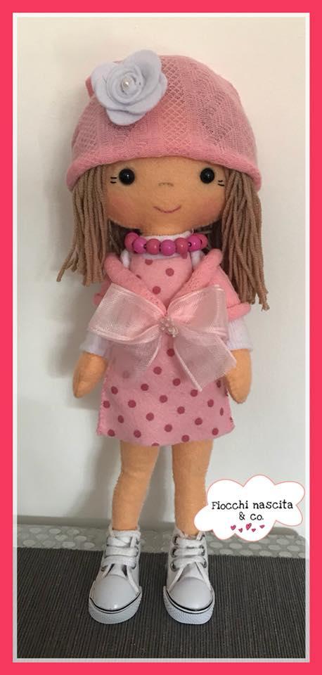 Alice, dolce bambolina