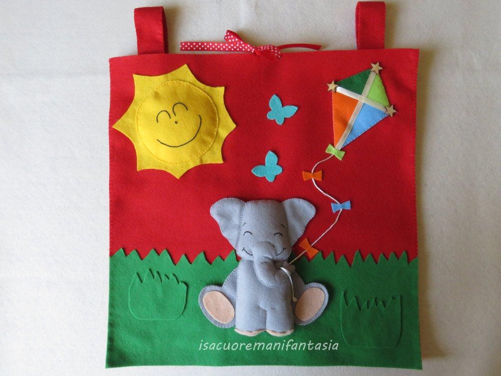 Portapigiamino elefantino