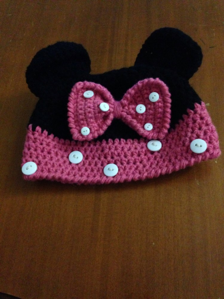 Cappello Minnie