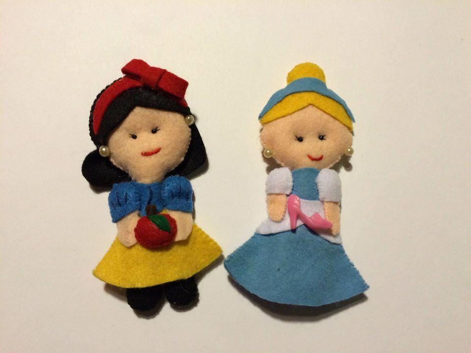 Bamboline di Pannolenci