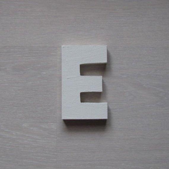 Lettera in legno - Decorazione per cameretta