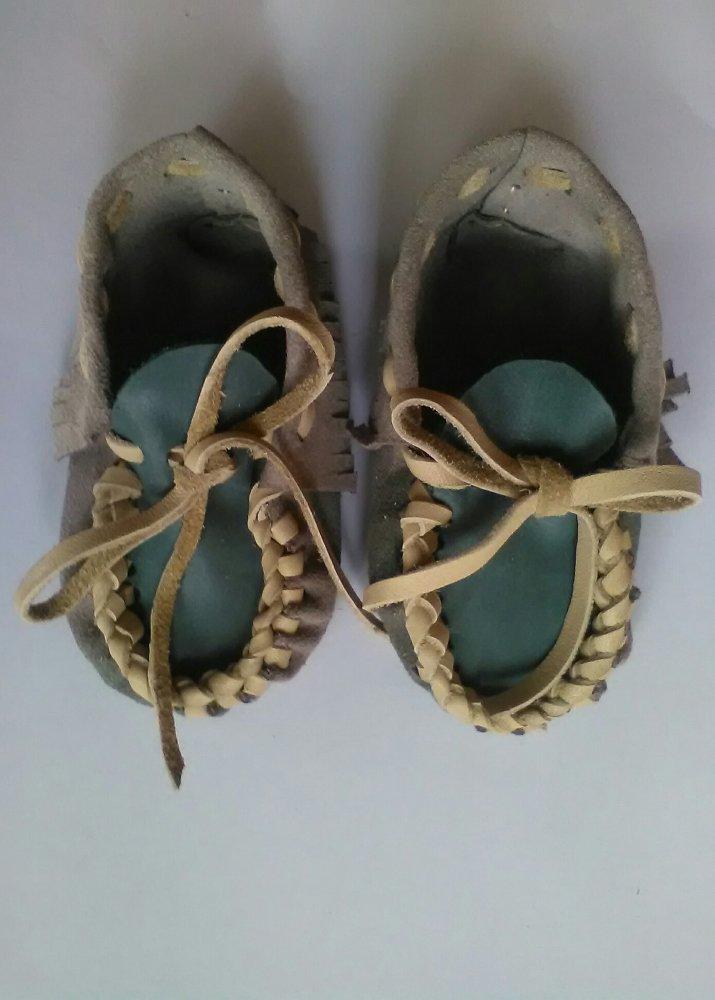 Scarpe neonato/a, scarpine bimbo/a in vera pelle,mocassini fatti a mano