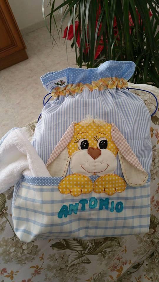 sacchetta cambio neonato