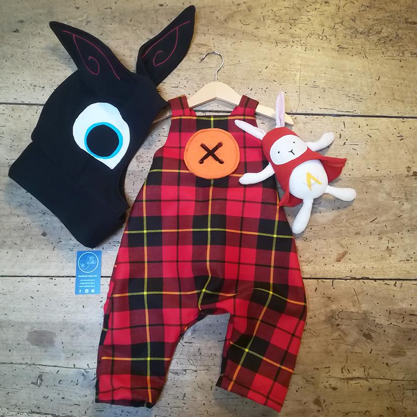 Vestito per carnevale da coniglietto Bing