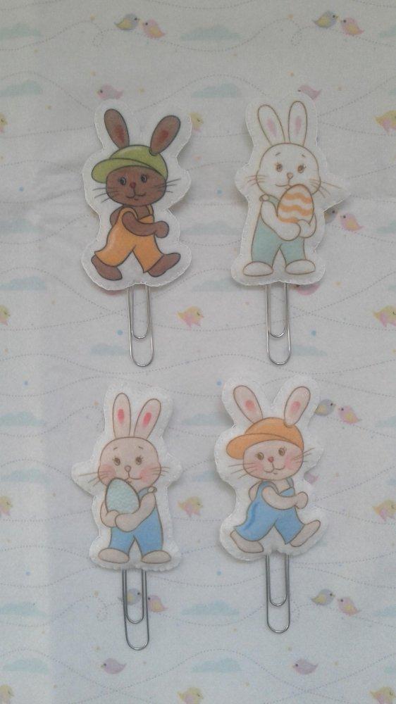 Segnalibri dolce coniglietto
