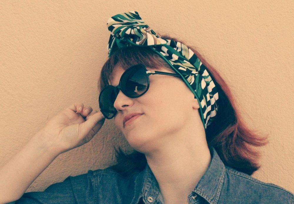 Fasce turbante modellabili