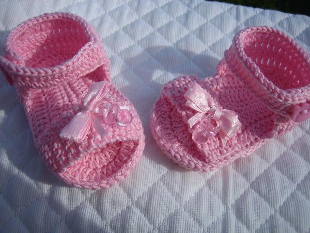 scarpette in cotone