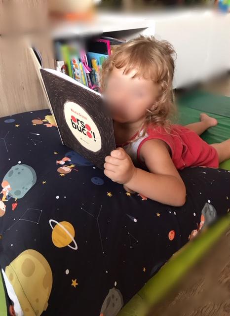 Cuscinone da lettura