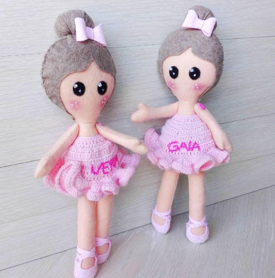 Bambola di pannolenci