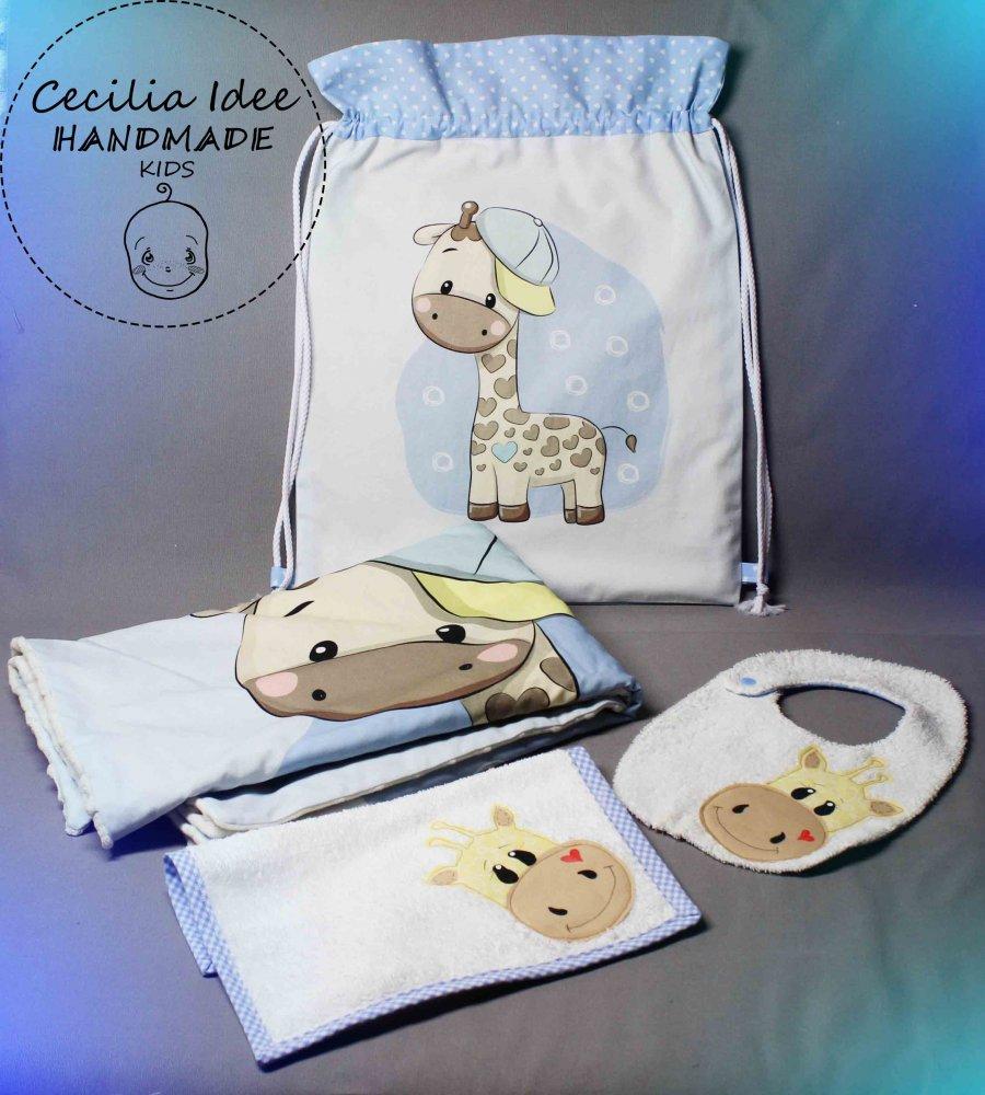 Set nascita Giraffa