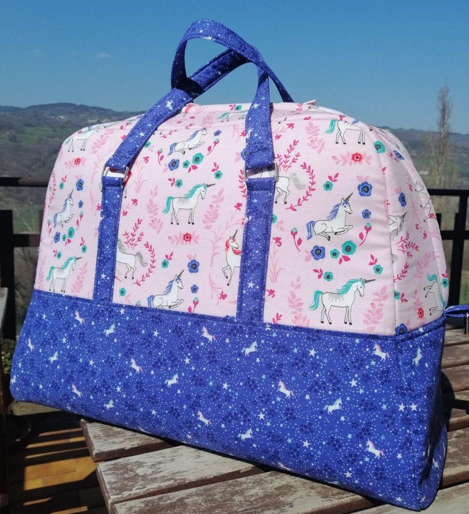Travel bag Unicorni