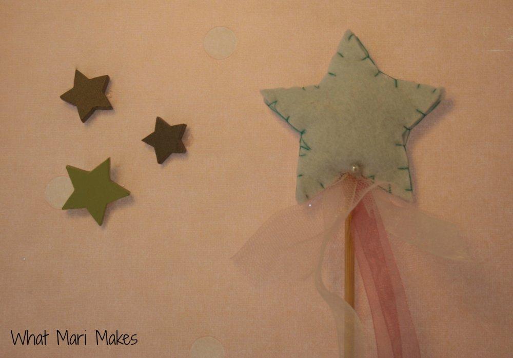 Bacchette magiche per piccole principesse