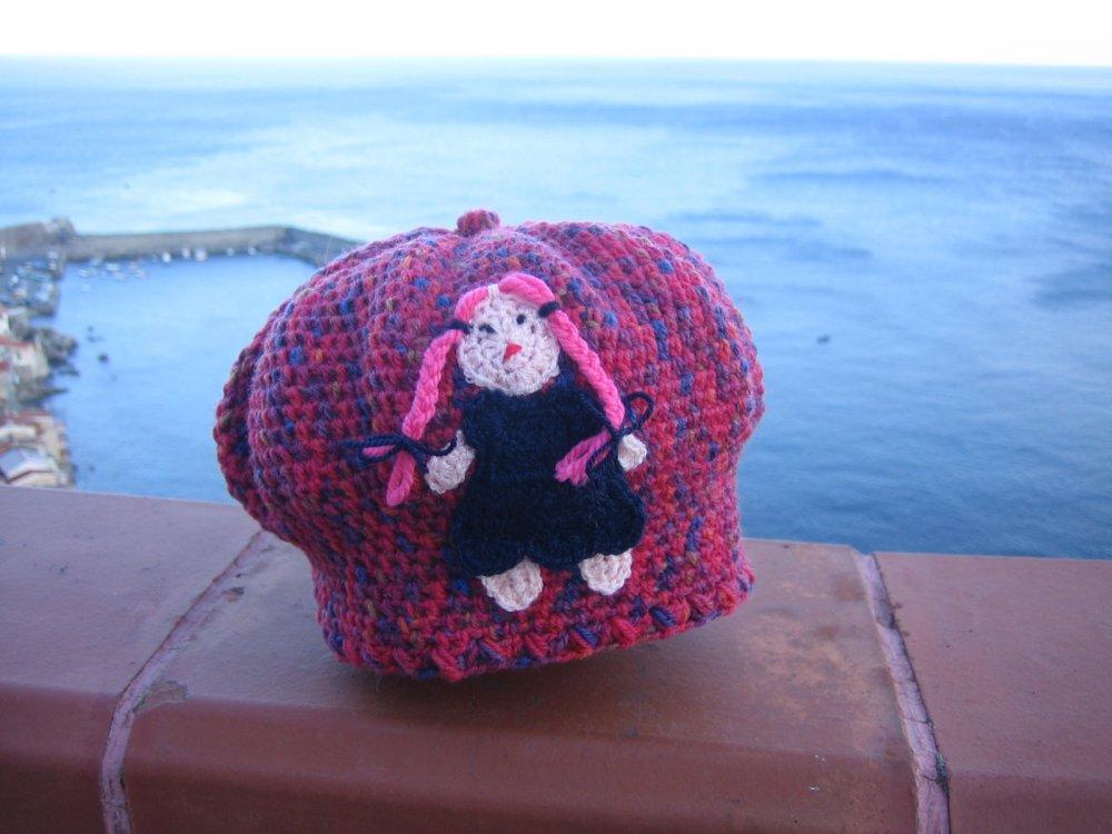 cappello  melange