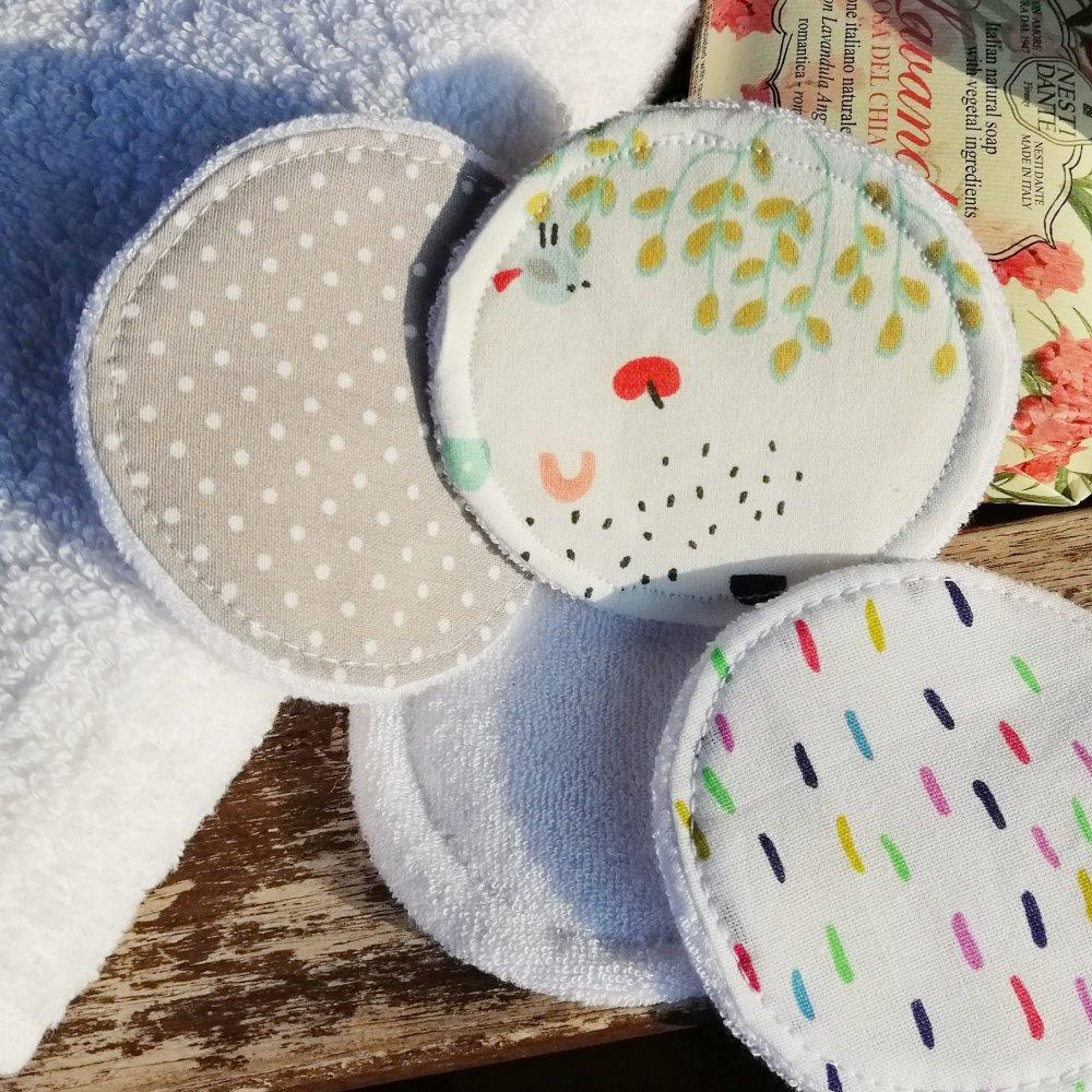 Dischetti lavabili