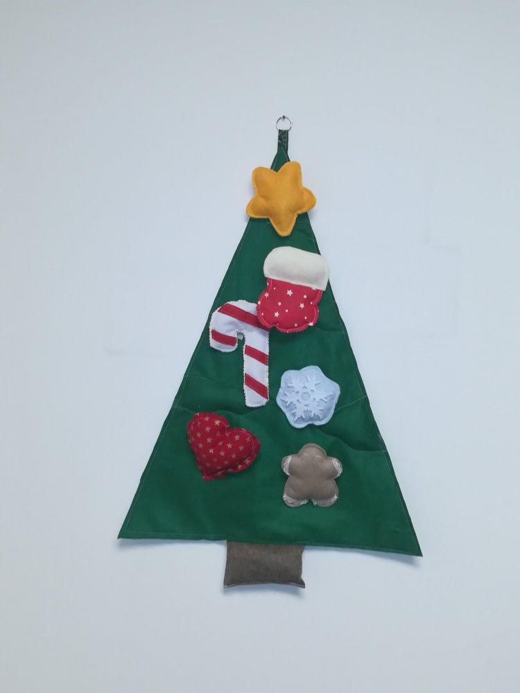 Albero di Natale attacca/stacca