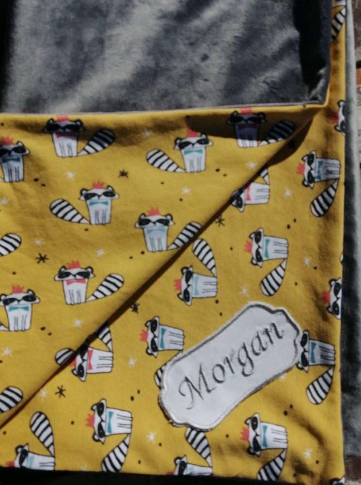 Copertina morbidissima jersey +minky