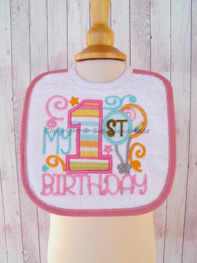 BAVAGLINO Il mio primo compleanno (girl)
