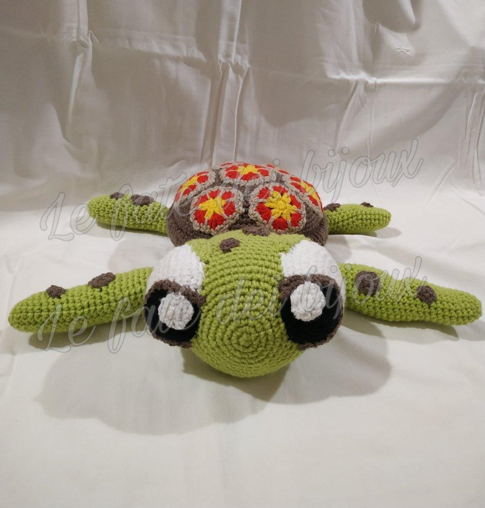 Pupazzo tartaruga marina