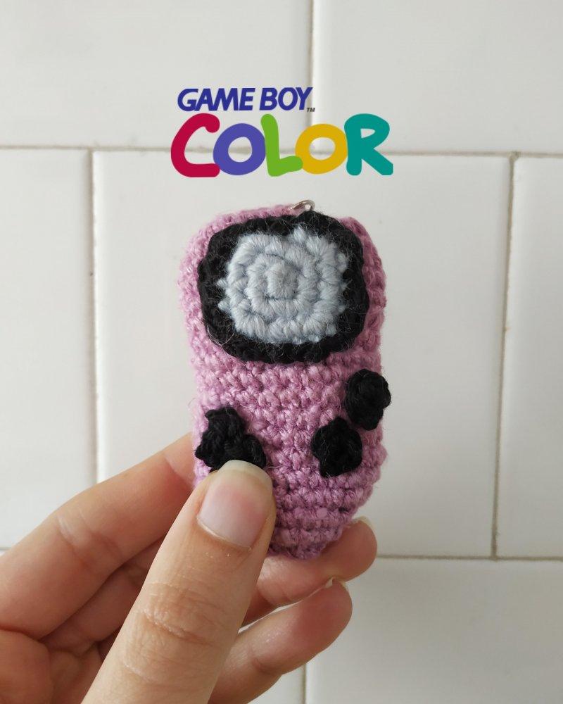 Portachiavi Gameboy