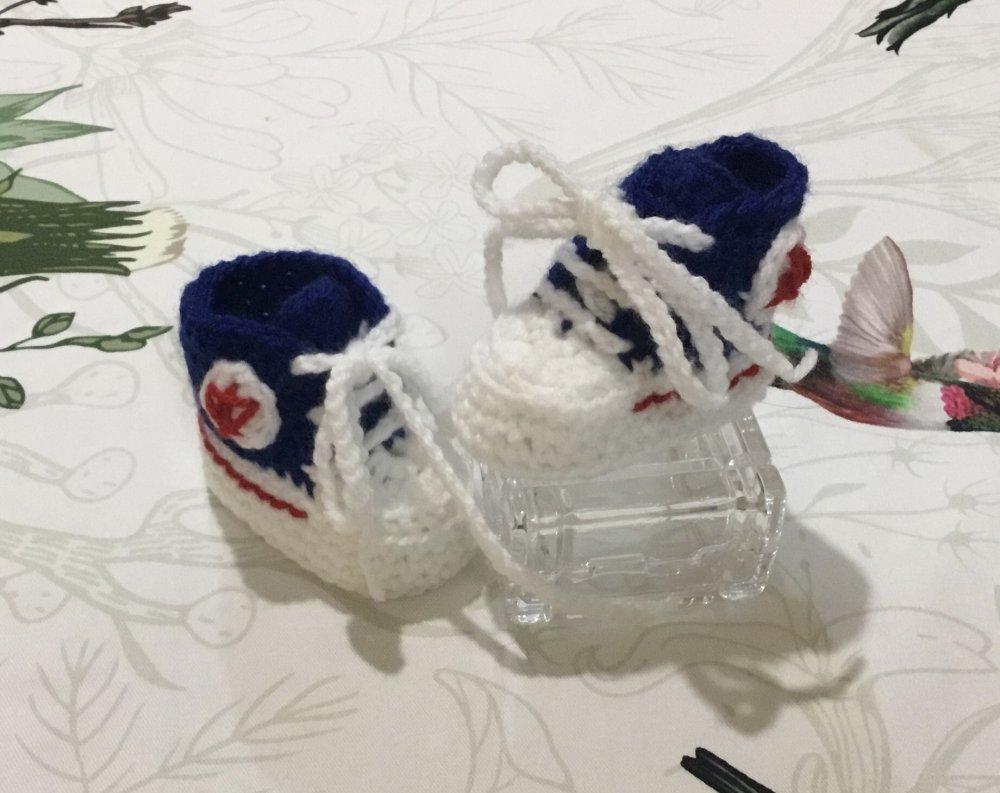 Scarpette sneakers  COTONE  stile Converse