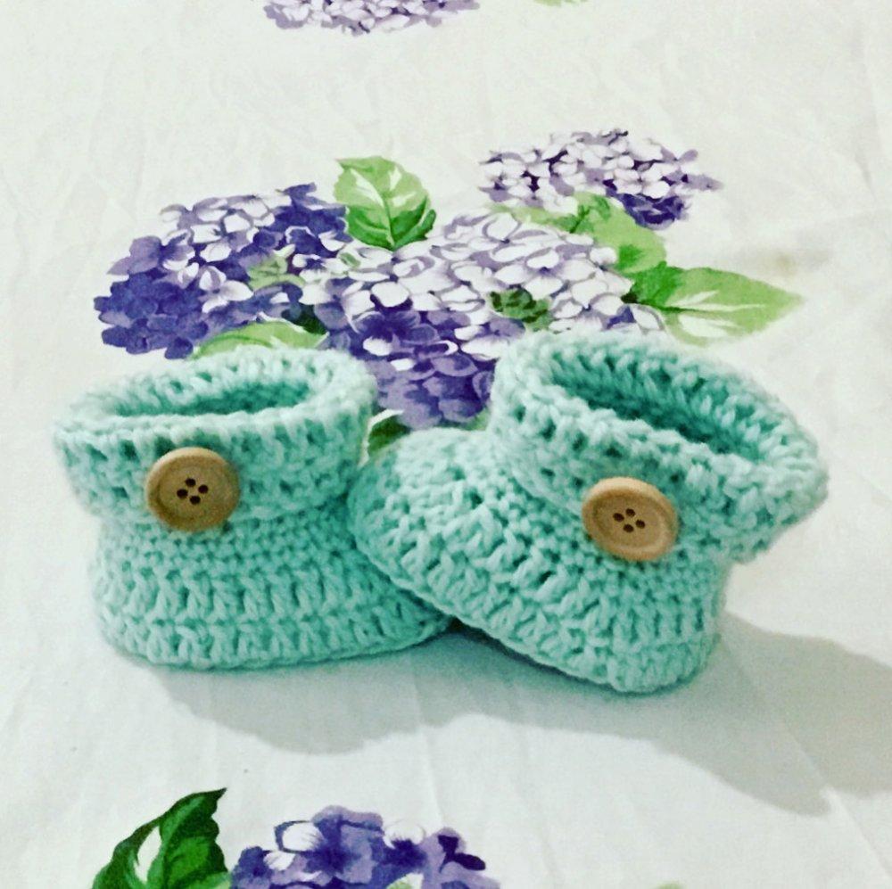 Scarpette baby  cotone