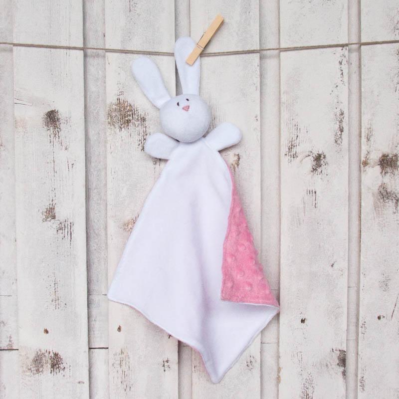 doudou rosa per neonati