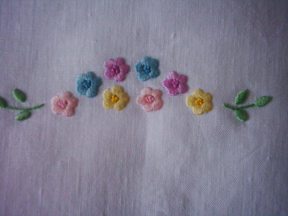 Lenzuolino piccoli fiori