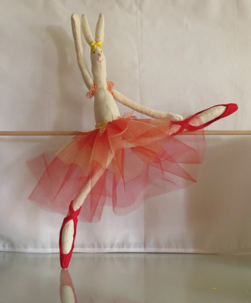 ballerina coniglietta