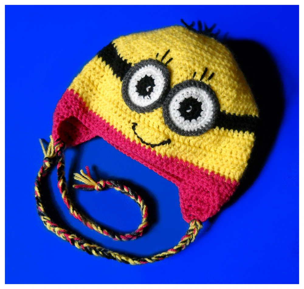 super popular e00ce 4d7cc Cappello minion