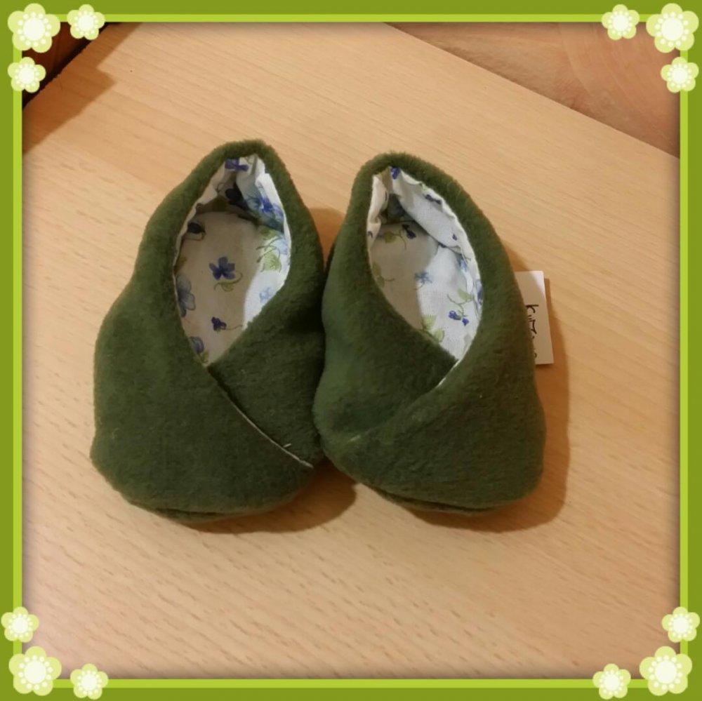 baby kimono shoes