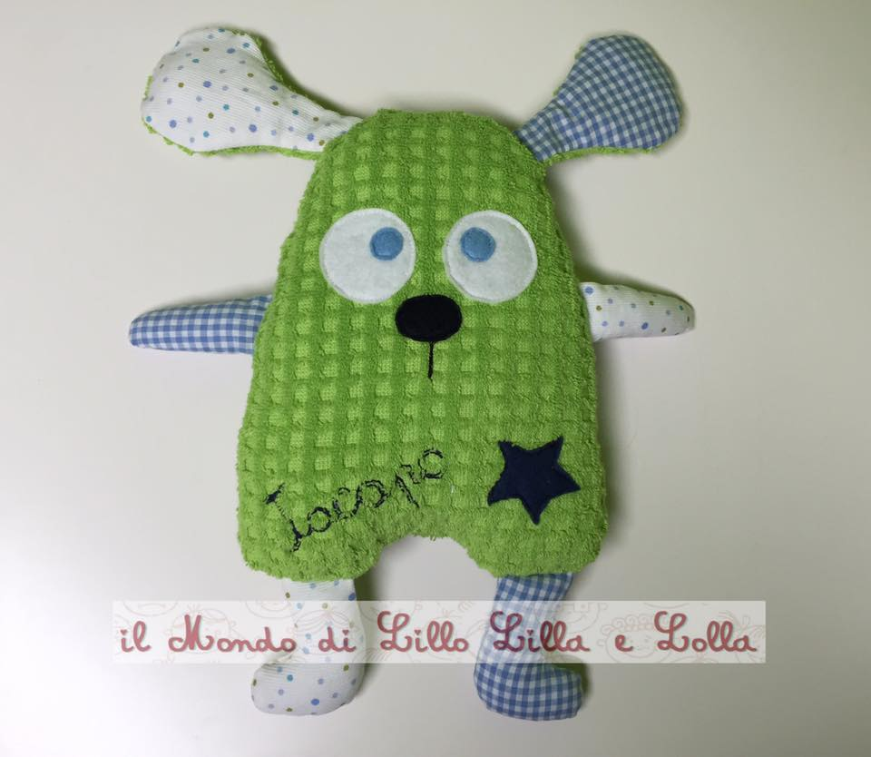 dolce monster doudou