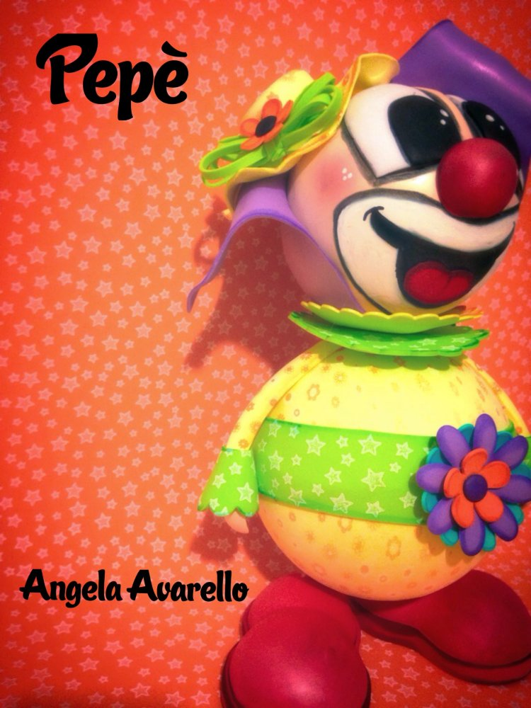 Pepè, tutorial clown